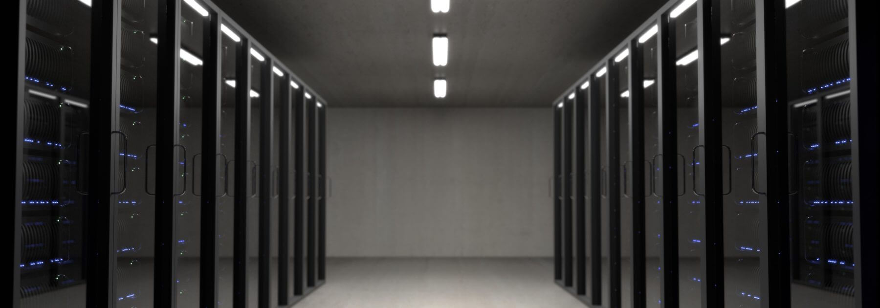 Rows of database machines for Big Data