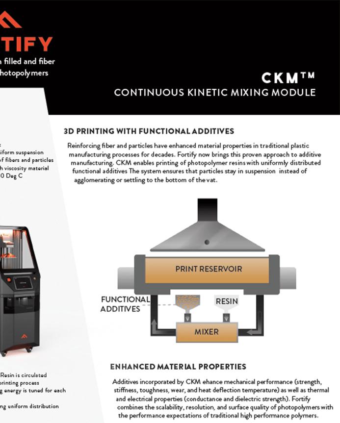 CKM flyer