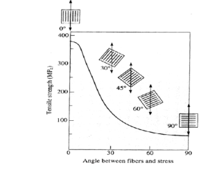 Fiber orientation and stress