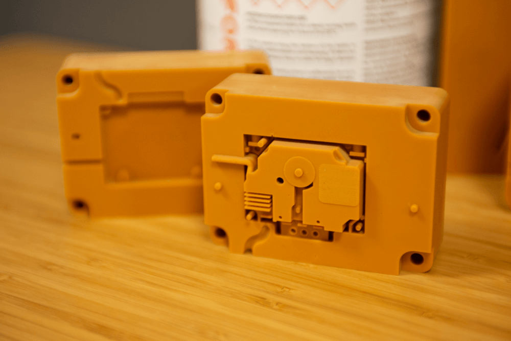 Fortify 3D Printed mold tool