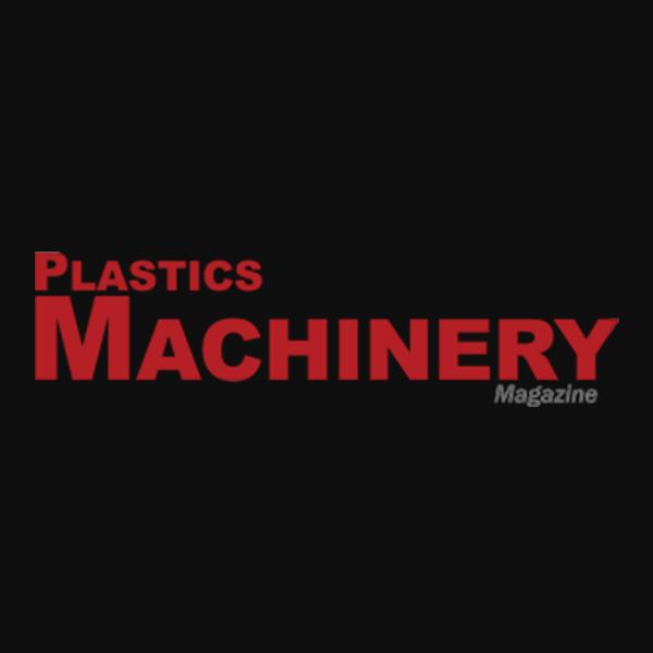 plastics machinery logo