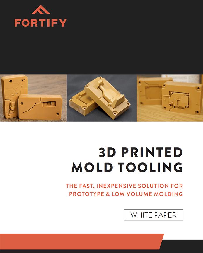 molding white paper