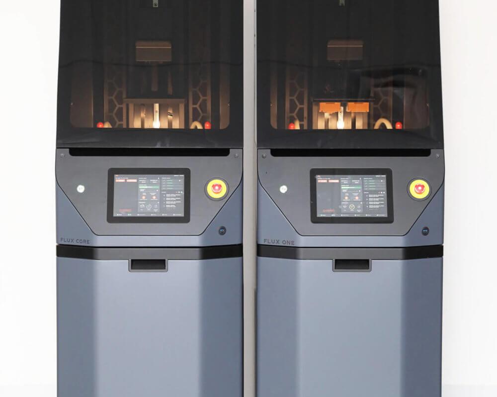 Flux Core printers