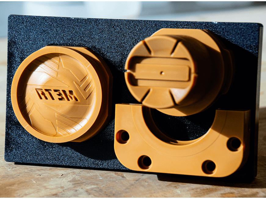 demarini 3d printed mold inserts