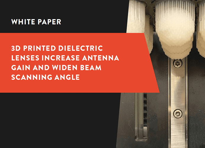 rf dielectric lens white paper
